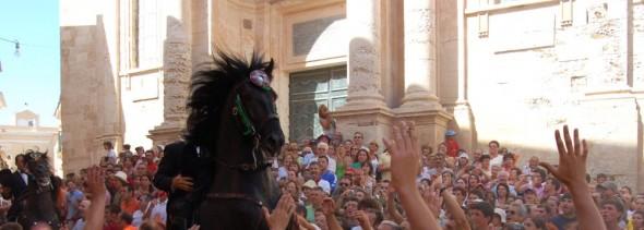 fiestas menorca sant joan ciutadella
