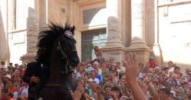 Fiestas Patronales de Menorca del 2019