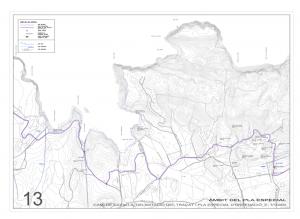 Tram 13 - La Vall - Camí de Cavalls de Menorca