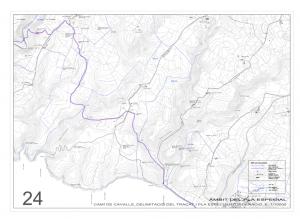 Tram 24 - Binigaus - Camí de Cavalls de Menorca