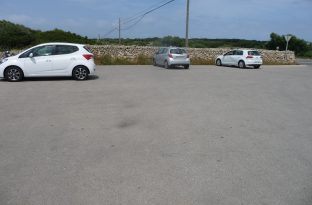 Parking Naveta des Tudons
