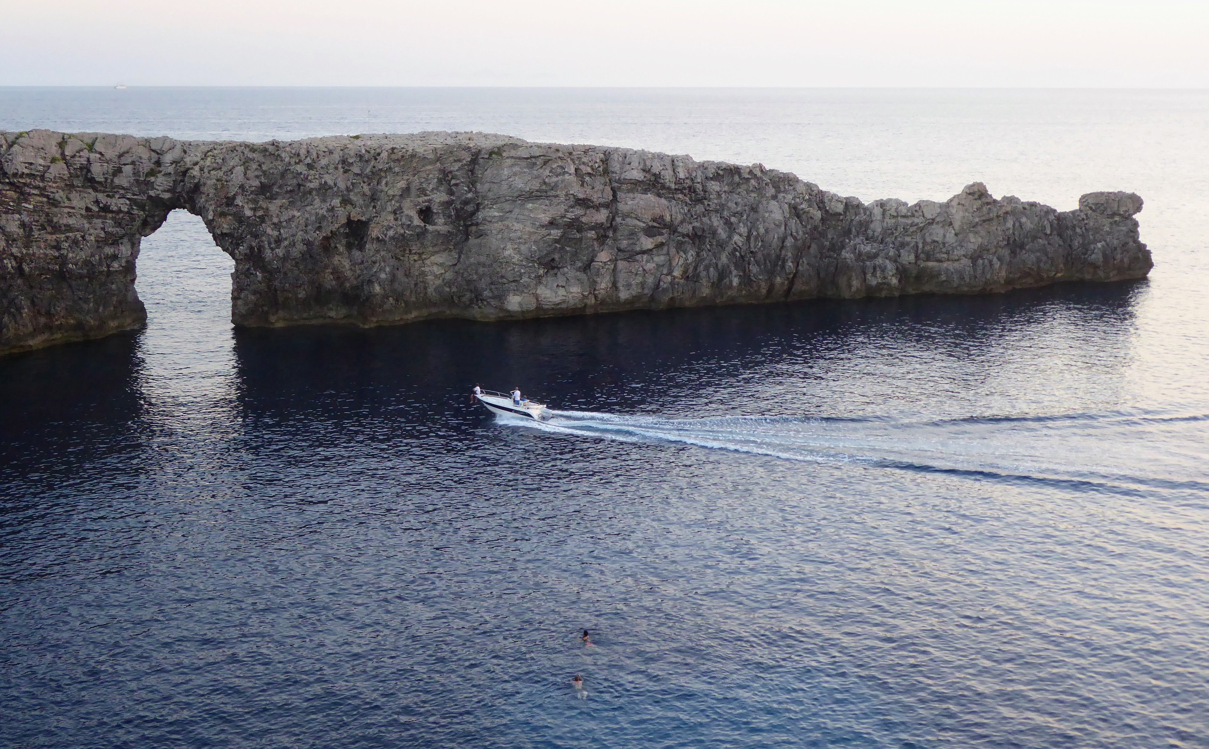 Pont d\'en Gil – Cala Corbetar | Menorca Diferente