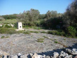 Aljub de Torretrencada (depósito de agua potable)