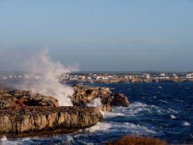 Viento en Menorca - Ciutadella