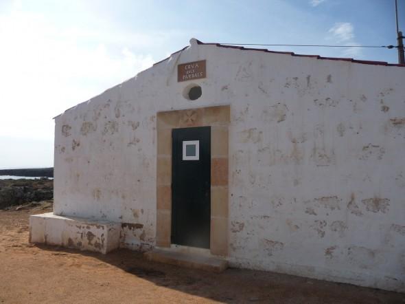 Caseta Cova des Pardals