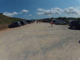 Parking de Binimel·là - GOPR3060