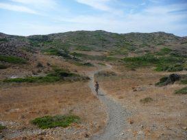 Camino hacia Savinar de Mongofra - P1130317