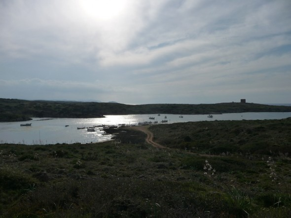 Puerto Sa Nitja - Cabo Cavalleria