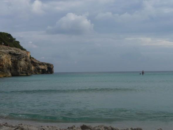 Paddle surf (SUP) en Cala Escorxada