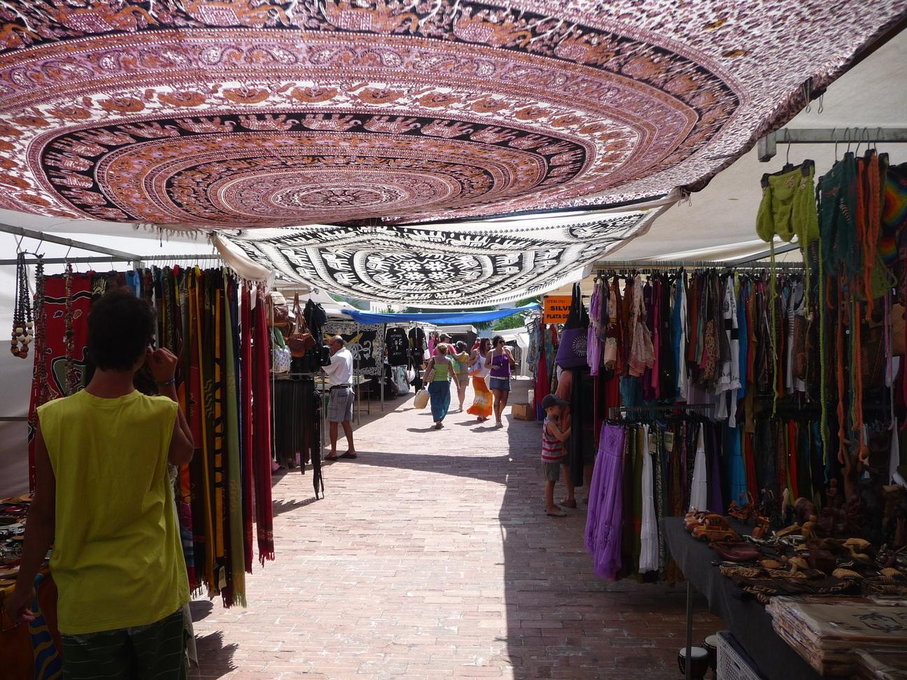Mercados Y Ferias Menorca Diferente # Muebles Menorca Mahon