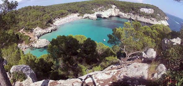 Cala Mitjana - Video 2014