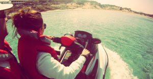 Excursión en Moto de Agua en Pareja