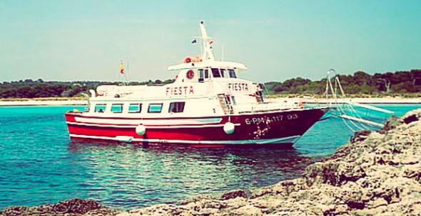 Excursion en Barco desde Ciutadella