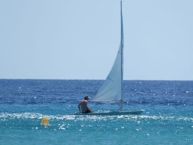 Navegando por Son Bou