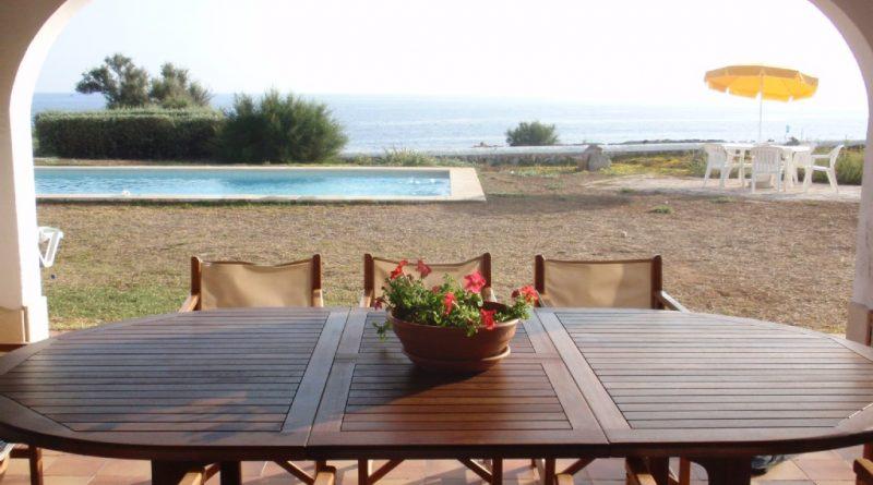 Alojamiento en Menorca