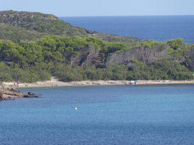 Cala Tamarells - Illa den Colom