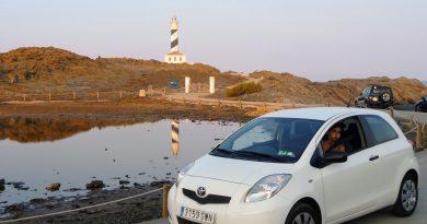 Momple Rent a Car – Recorre Menorca en Coche de Alquiler a Todo Riesgo
