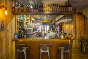 Barra y Cocina del Urban