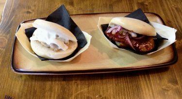 Duo de Pan Bao - Cerdo y Calamar