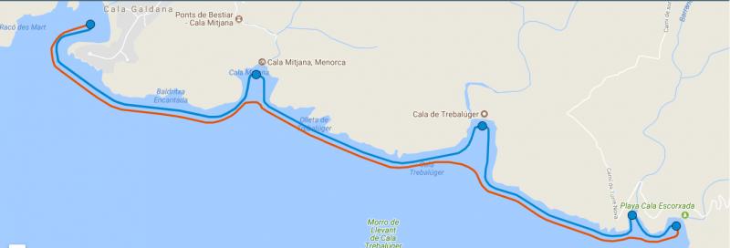 Minorboats Ruta Este