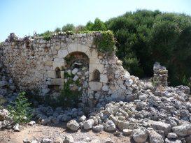 Restos del poblado de Torralba den Salord